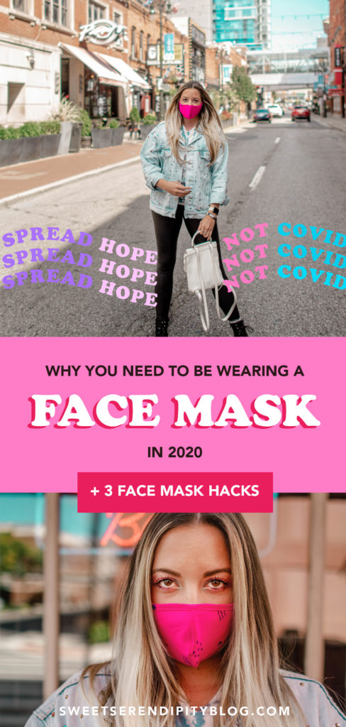 why you need to be wearing a face mask in 2020